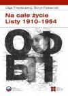 Na całe życie. Listy 1910–1954 - Borys Pasternak, Olga Frejdenberg