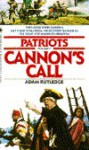 Cannon's Call - Adam Rutledge, James Reasoner