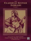 The Classical Guitar Library, Vol 1 - Jerry Snyder