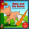 Babe and the Bunny: A Look and Touch Book - Mary Hogan, Christopher Moroney