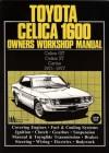 Toyota Celica 1600 GT & ST/ Carina 71-77 WSM - Brooklands Books Ltd