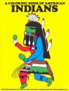 American Indians Coloring Book - Bellerophon Books