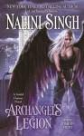 Legion archanioła (Archangel's Legion) - Nalini Singh