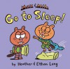 Max & Milo Go to Sleep!: with audio recording (Max and Milo) - Heather Long, Ethan Long