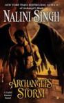 Lot archanioła (Archangel's Storm) - Nalini Singh