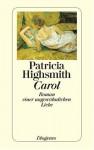 Salz und sein Preis - Patricia Highsmith