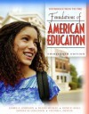 Introduction to the Foundations of American Education (13th Edition) - James Allen Johnson, Gene E. Hall, Donna M. Gollnick, Victor L. Dupuis, Donna Gollnick, Diann Musial, Gene Hall, Victor Dupuis
