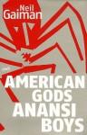 Anansi Boys ; American Gods : Coffret 2 volumes - Neil Gaiman