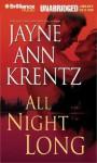 All Night Long (Audio) - Jayne Ann Krentz, Kathy Garver, David Colacci
