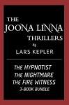 The Joona Linna Thrillers 3-Book Bundle: The Hypnotist; The Nightmare; The Fire Witness - Lars Kepler