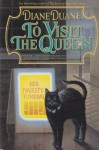 To Visit the Queen (Cats of Grand Central, #2) - Diane Duane
