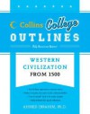Western Civilization from 1500 - Ahmed Ibrahim, Walther Kirchner, Walter Kirchner