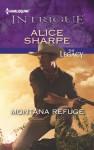 Montana Refuge - Alice Sharpe