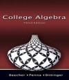College Algebra Value Pack (Includes Mathxl 12-Month Student Access Kit & Graphing Calculator Manual for College Algebra) - Judith A. Beecher, Judith A. Penna, Marvin L. Bittinger