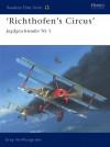 'Richthofen's Circus': Jagdgeschwader Nr 1 - Greg Vanwyngarden, Greg Van Wyngarden, Harry Dempsey
