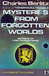 Mysteries From Forgotten Worlds - Charles Frambach Berlitz