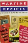 Wartime Recipes - Jarrold Publishing