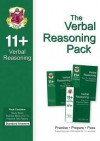 The Verbal Reasoning Pack: 11+: Standard Answers - Richard Parsons