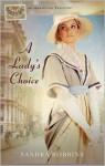 A Lady's Choice - Sandra Robbins