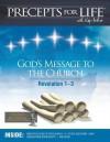 Precepts for Life Study Companion: God's Message to the Church - Kay Arthur