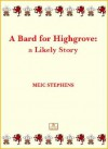 A Bard for Highgrove - Meic Stephens