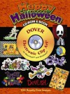 Happy Halloween CD-ROM and Book - Dover Publications Inc.