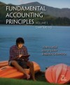 Fundamentals of Accounting Principles Volume 1 with Connect Plus - John Wild, Ken Shaw, Barbara Chiappetta