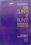 Dari Sunyi ke Bunyi: Kumpulan Esai tentang Puisi - Hartojo Andangdjaja