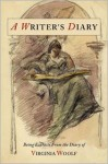 A Writer's Diary: Being Extracts from the Diary of Virginia Woolf - Virginia Woolf