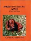 Amber's Dachshund Antics: A Survival Story - Barbara Birenbaum