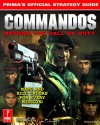 Commandos: Beyond the Call of Duty: Prima's Official Strategy Guide - Michael Knight