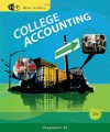 College Accounting, Chapters 1-27 - James A. Heintz, Robert W. Parry Jr.