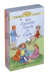Six Favorite Novels for Girls: Anne of Green Gables, The Secret Garden, Story of Pocahantas, A Little Princess, Little Women and Heidi - Dover Publications Inc.