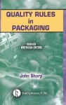 Quality Rules in Packaging - John Sharp