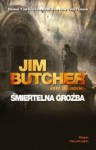 Śmiertelna groźba - Jim Butcher