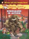 Dinosaurs in Action! - Geronimo Stilton, G. Ferrario, G. Zaffaroni, Elisabetta Dami