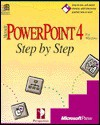 Microsoft PowerPoint 4 for Windows Step by Step - Stephen Johnson, Perspection Inc.