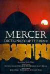 Mercer Dictionary of the Bible - Watson E. Mills