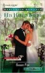 His Hired Bride - Susan Fox