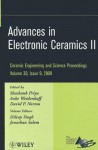 Advances in Electronic Ceramics II - Shashank Priya, David Norton, Anke Weidenkaff, Linan An