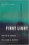 First Light: The First Ever Brady Coyne/J.W. Jackson Mystery - Philip R. Craig