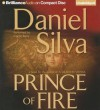 Prince of Fire (Gabriel Allon Series) - Guerin Barry, Daniel Silva