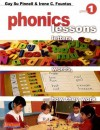 Phonics Lessons: Letters, Words, and How They Work (Grade 1) - Gay Su Pinnell, Irene C. Fountas