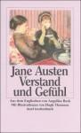 Verstand und Gefühl - Angelika Beck, Jane Austen