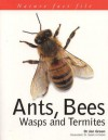 Ants, Bees, Wasps & Termites (Nature Fact File...) - Jen Green