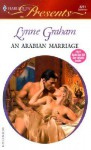 An Arabian Marriage (Harlequin Presents, #2271) - Lynne Graham