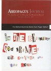 Are Biblical Doctrines Stolen From Pagan Myths? The Areopagus Journal of the Apologetics Resource Center. Volume 9, Number 6. - Eugene H. Merrill, Mary Jo Sharp, Clete Hux, Craig Branch, Steven B. Cowan, R. Keith Loftin, Brandon Robbins