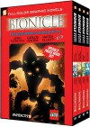 Bionicle Boxed Set: Vol. #1 - 4 - Greg Farshtey, Carlos D'Anda, Randy Elliott, Stuart Sayger