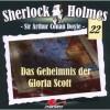 Das Geheimnis der Gloria Scott - Arthur Conan Doyle