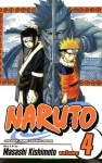 Naruto, Vol. 4: Hero's Bridge - Masashi Kishimoto